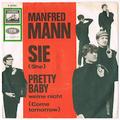 MANFRED MANN  / SIE (SHE)