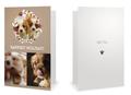 クリスマスカード4枚セット:限定品