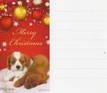 FELIZ NENE限定 ちびキャバクリスマスカード・セット