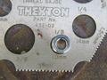 1/8NPT 1949-76 フォーク ドレインプラグ 45830-48 クローム アレン