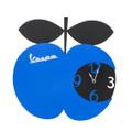 Vespa 壁掛け時計【FORME】【青】
