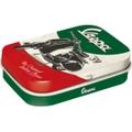 Vespa ブリキ缶 緑/赤/黒/白