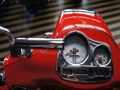 Vespa S バーマウントホルダーキット【ブラック】【メッキ】