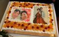 写真ケーキ特大サイズ(生チョコ)