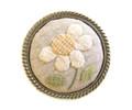 お花のブローチ キット