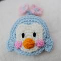 編みおもちゃ(ペンギン)