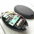 セキュリティアラーム&LEDライトキーチェーン