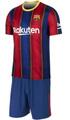 バルセロナホーム20/21・半袖 2020年~2021年モデル レプリカサッカーユニフォーム