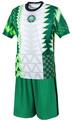 ナイジェリア代表ホーム20/21・半袖 2020年~2021年モデル レプリカサッカーユニフォーム