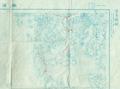 軍事極秘 蠣ノ浦地図