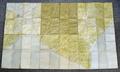 参謀本部 札幌帯広地図