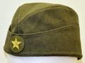 陸軍 試製戦闘帽 複製