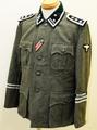 旧独SS下士官野戦服 複製