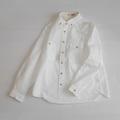 コットンダンガリーセルヴィッチボタンダウンシャツ 日本製 SORTE ソルテ 1527380