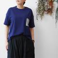 スーピマコットン天竺オーバーサイズTシャツ  1812516 日本製 SORTE ソルテ
