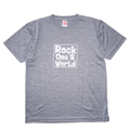 ROCK ONE'S WORLD ロックワンズワールド SQUARE SP LOGO TEE