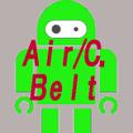 TantoL375,385S,エグゼL455,465S A/C Belt