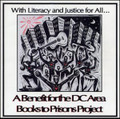"""V.A.""""with literacy and justice for all:a benefit from the DC Area Books To Prisons Project""""(Exotic Fever)CD"""