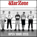 "Warzone""Open Your Eyes""(Revelation)CD"