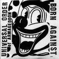 """Born Against/Universal Order of Armageddon""""split""""(gravity)7""""EP"""