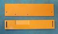 愛知電機 目地払機用ベークライト定規