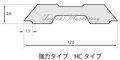 エンシン替刃 兼房 220mm HP強力タイプ HCタイプ(12枚入)