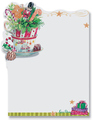 ポストイットカード クリスマスティータイム LissomDisign