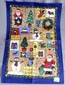 クリスマスティータオルChristmas Wrap