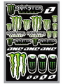 MONSTER ENERGY ステッカーセット~A~