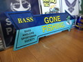 SIGN PLATE~B.A.S.S. ARROW~