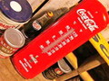 COCA COLA THERMO METER(温度計)~RED~