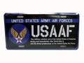 COMMERCIAL PLATE~U.S.AIR FORCE(B)~