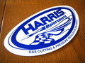 RACING STICKER~HARRIS~