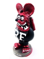 RAT FINK~RED METALLIC~(FUNKO WACKY WOBBLER)