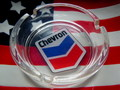 ROUND ASHTRAY ~Chevron~