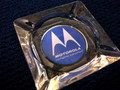 SQUARE ASHTRAY ~MOTOROLA~