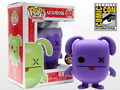 UGLYDOLL PURPLE OX SDCC 2012 EXCLUSIVE POP! VINYL FIGURE