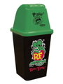 RAT FINK DUST BIN~GREEN~
