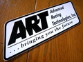 RACING STICKER~ADVANCED RACING TECH~