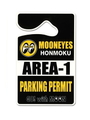 PARKING PERMIT~MOONEYES AREA-1~