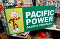 REDDY KILOWATT Board Sign