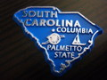 U.S.A.STATE MAGNET~SOUTH CAROLINA~