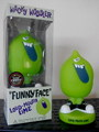FUNNY FACE~LOUD-MOUTH LIME~(FUNKO WACKY WOBBLER)GLOW CHASE