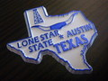 U.S.A.STATE MAGNET~TEXAS~