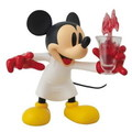 VCD MICKY MOUSE~The Worm Turns~(MEDICOM TOY)