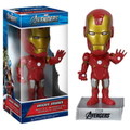 THE AVENGERS IRON MAN(FUNKO WACKY WOBBLER)