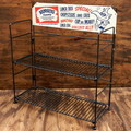 WIRE RACK WIDE~BOONDOCKS COUNTY~