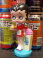 BETTY BOOP~DRIVE-IN~SDCC 2008 EXCLUSIVE(FUNKO WACKY WOBBLER)