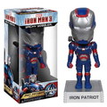 IRON MAN 3~IRON PATRIOT~(FUNKO WACKY WOBBLER)