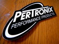 RACING STICKER~PERTRONIX~
